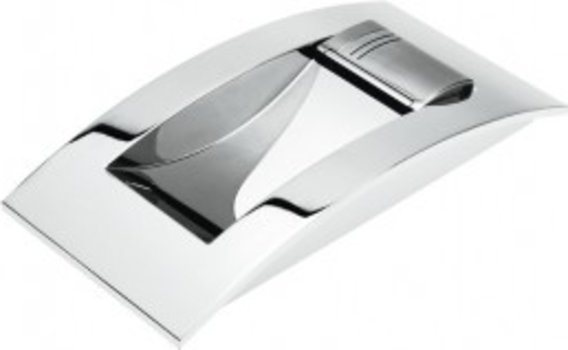 S.T. Dupont X.tend Maxijet cigar ashtray - chrome