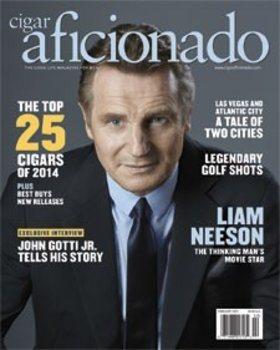 Cigar Aficionado Magazine - Jan/Feb 2015