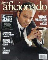 Cigar Aficionado Magazine - Jul/Aug 2015