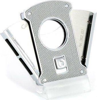 Colibri 'Slice' carbon silver / chrome 24mm