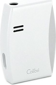 Colibri Eclipse moon matt white / chrome polished