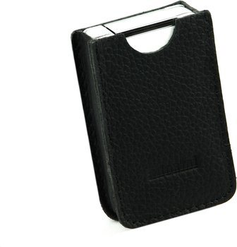 adorini leather Case black - adorini jet