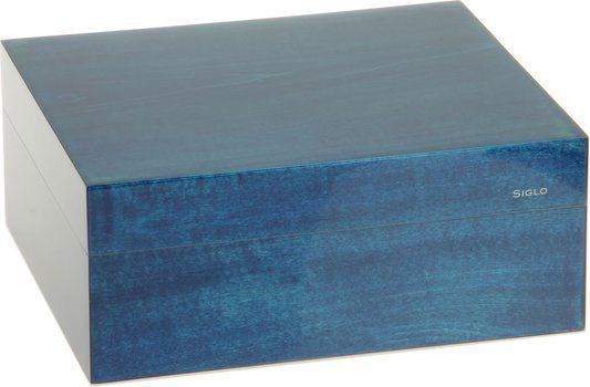 Siglo Humidor S size 50 blue