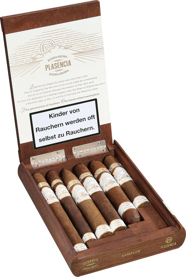 Principle Reserva Organica Sampler Box