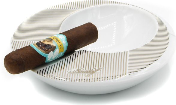 Davidoff Ashtray Ceramic Round