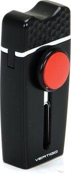 Vertigo Tee Time Golf Lighter Black