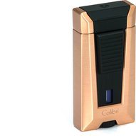 Colibri Stealth 3 Lighter Brushed Rose Gold