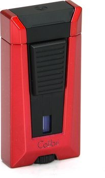 Colibri Stealth 3 Lighter Metallic Red