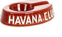 Havana Club Egoista Ashtray Bordeaux