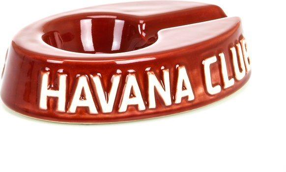 Havana Club Egoista Ashtray Bordeaux