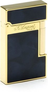 S.T. Dupont Atelier Lighter Dark Blue
