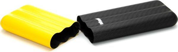 adorini Carbon Case for 3 Coronas Yellow/Black