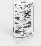 S.T. Dupont MiniJet Lighter 10089 White Camo