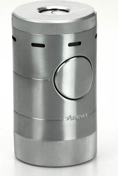 Xikar Volta Tabletop Lighter Silver