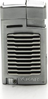 Xikar Forte Lighter Silver