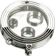 Davidoff Round Cutter Sapphire Glass / Palladium