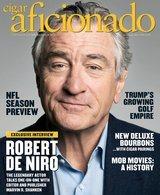 Cigar Aficionado Magazine Sept/Oct 2015