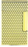 S.T. Dupont Ligne 2 Lighter 16433 Pointe-de-feu Yellow Gold