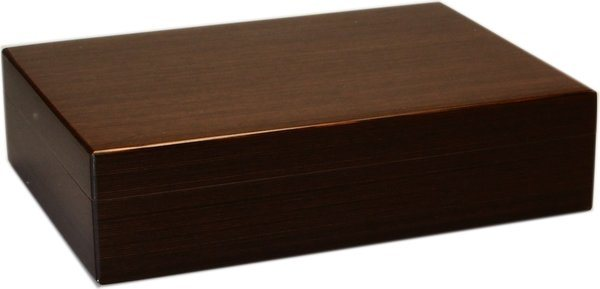 Guy Janot Humidor Wenge Frosted 20