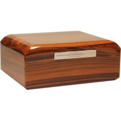 Prometheus Octagon Humidor Rosewood 50 Cigars
