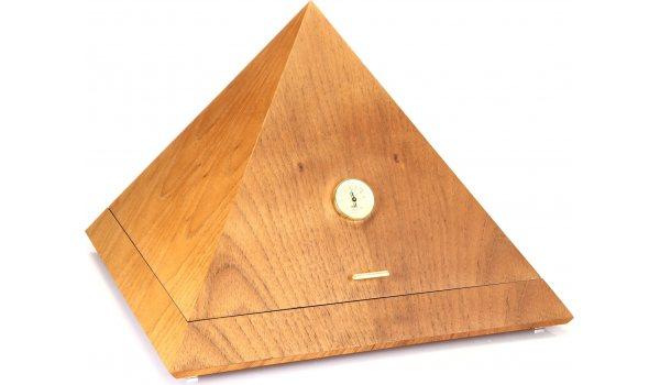 adorini Humidor Pyramid Deluxe L cedro