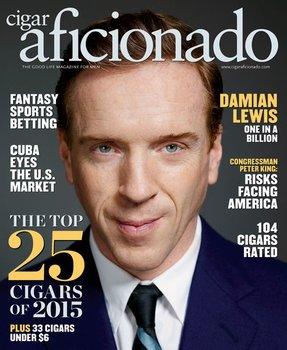 Cigar Aficionado Magazine Jan/Feb 2016