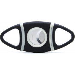Adorini cigar cutter oval TRP-rubber coating
