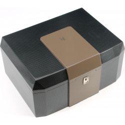 HF Barcelona B DPs table humidor brown/carbon