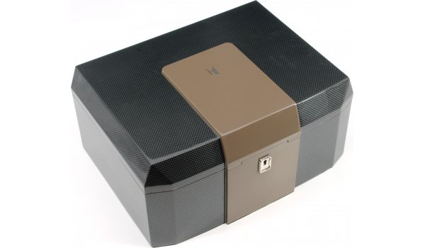 HF Barcelona B DPs table humidor brown/carbon