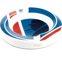 Davidoff WSC ashtray porcelain Union Jack