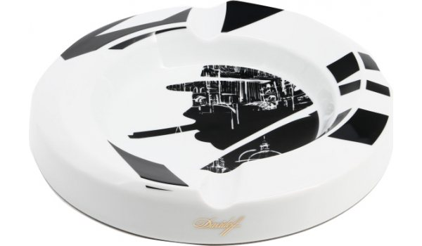 Davidoff WSC ashtray porcelain London