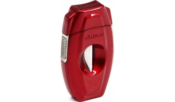 Xikar V-Cutter Red