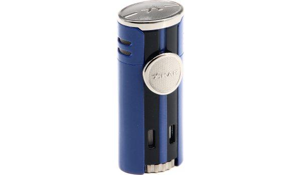 Xikar HP4 Quad Lighter Blue