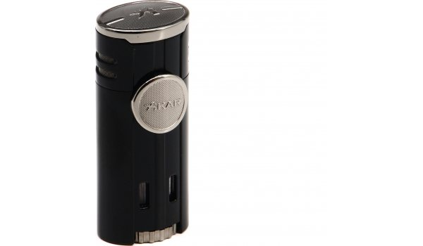 Xikar HP4 Quad Lighter Matte Black
