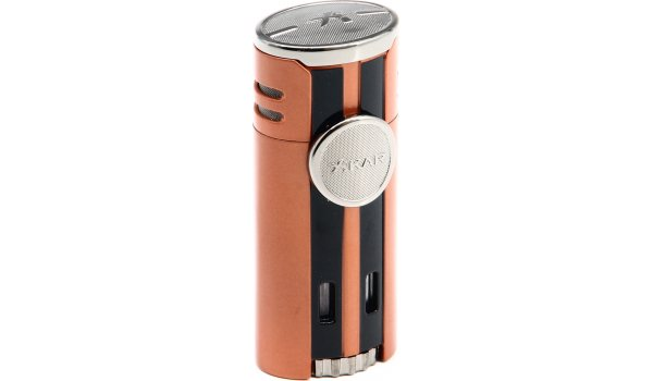 Xikar HP4 Quad Lighter Orange