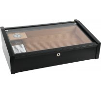 Vega (black) - Deluxe display humidor photo 100