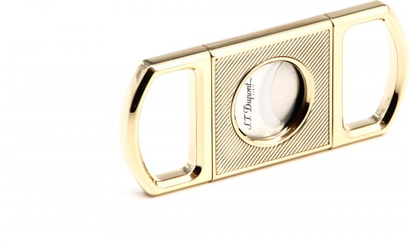 S.T. Dupont  Cigar Cutter Maxi James Bond Gold