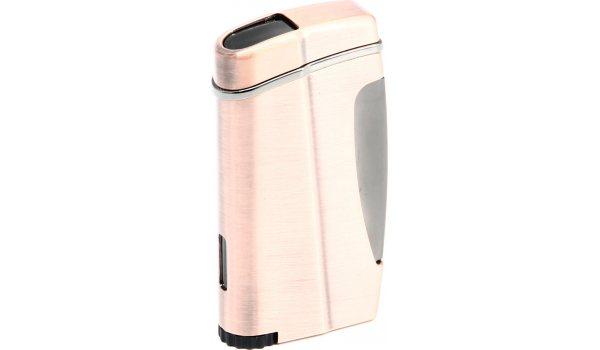 Xikar Executive Lighter single Jet-Flame bronze-gunmetal