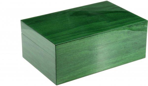 Gentili Humidor Green 30 Cigars