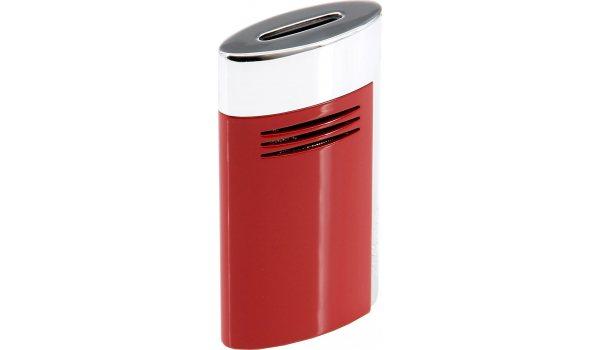 S.T. Dupont Megajet lighter Red & Chrome