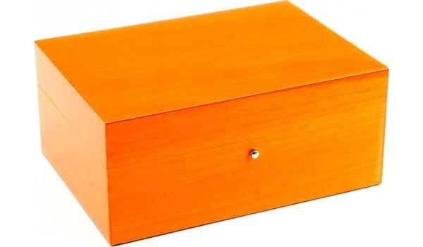 Gentili Humidor Orange 10 Cigars