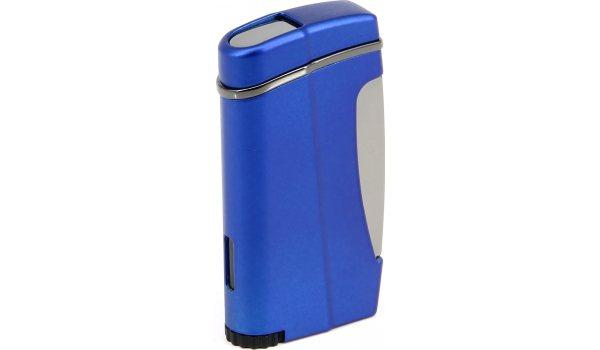 Xikar Executive Lighter single Jet-Flame blue