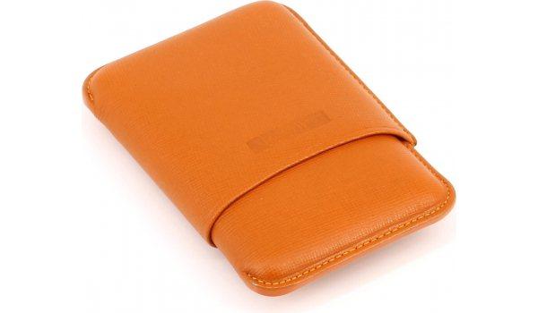 Martin Wess Cigarillo Case Orange