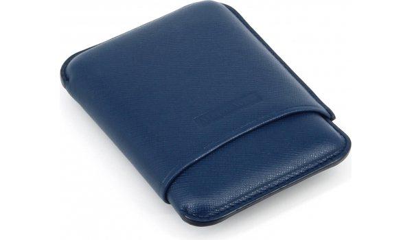 Martin Wess Cigarillo Case Blue
