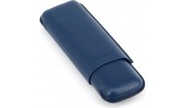 Martin Wess Cigar Case Double Toro Giant Blue
