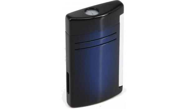 S.T. Dupont Maxijet Lighter Sunburst Blue