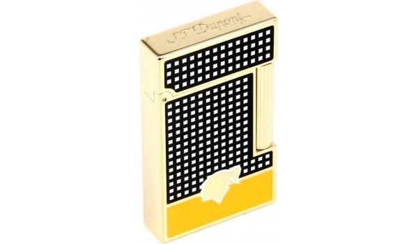 S.T. Dupont Ligne 2 Cohiba Lighter Gold