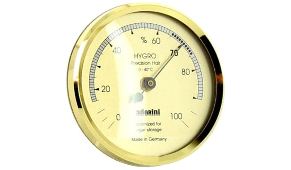 Adorini hair hygrometer for cigars