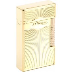 S.T. Dupont Le Grand Lighter Dancing Flame Yellow Gold