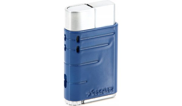 Xikar Linea Jet Lighter blue